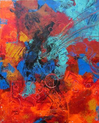 Richard Baker, Laguna Beach Artist, Orange County, California
