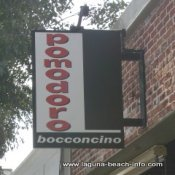 Pomodoro Restaurant, Laguna Beach Restaurants