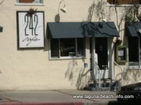 242 Cafe Fusion Sushi, Japanese Dining Laguna Beach Restaurants
