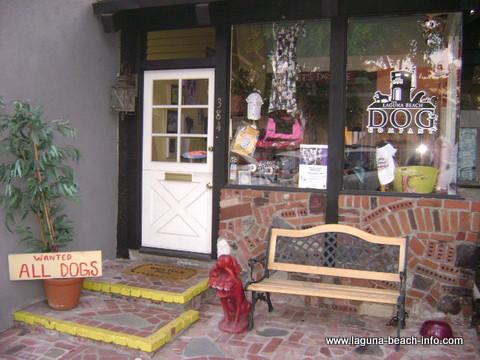 The Dog Company, Laguna Beach Dog Store, Laguna Beach Shops