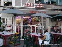 Taco Loco, casual mexican food, laguna beach restaurants