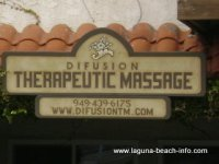 Difusion Massage, Laguna Beach Spa