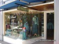 Duet womens clothing fashion boutique store, laguna beach shops