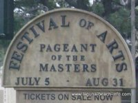 Pageant of the Masters, Annual Living Art Performance Exhibit, Laguna Beach, California
