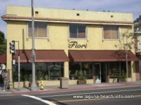 Fiori Italian and Greek Hand Painted Ceramics for Home design, furnishings, and accessories Laguna Beach Shops