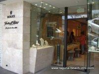Fredric H Rubel Jewelry and Rolex Store, Laguna Beach Shops