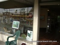 Laguna North Gallery, Laguna Beach Art Galleries