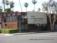 Len Woods Indian Territory Gallery and Museum, Laguna Beach Art Galleries
