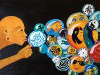 Lisa Tsitsivas, Painter, Dana Point, Orange County, California