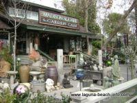 Madison Square Garden and Cafe, Laguna Beach Dog Friendly Restaurant