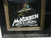 McKibben Studios Island Lifestyle and Surf Gallery, Laguna Beach Art Galleries