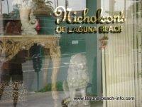 Nicholson's Antiques Home Design, Accessories, and Furnishings Store, Laguna Beach Shops, Laguna Beach, California