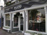 Plug womens clothing fashion boutique store, laguna beach shops