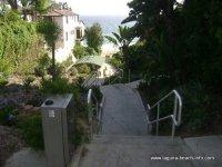 Shaws Cove Laguna Beach, California