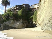 Table Rock Beach in Laguna Beach, California