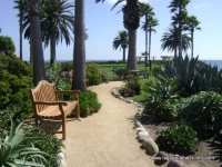 Treasure Island Park in Laguna Beach Park, California