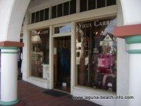 vieux carre womens clothing fashion boutique store, laguna beach shops
