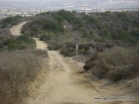 West Ridge Trail, Aliso and Woods Canyon Wilderness Park, Laguna Beach Parks