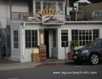Cafe Zoolu Unique Cuisine Dining, Laguna Beach Restaurants