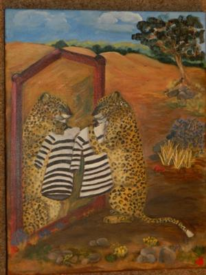 Madeleine Wilson-Hart, Acrylic Paintings Artists