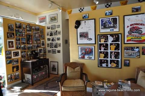 EuroPapi Motorcycle Clothing and Accessories, Laguna Beach, California
