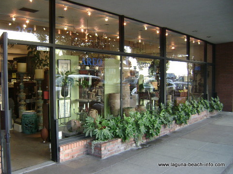 Areo Laguna Beach Design, gifts, and home accessories store, Laguna Beach Shops