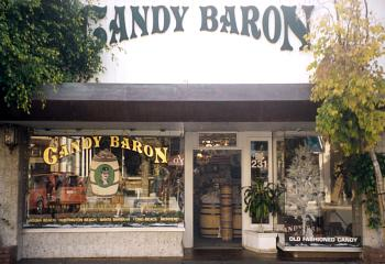 Candy Baron Store, Laguna Beach, California