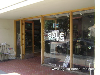 LF Store, womens clothing fashion boutique, laguna beach shops