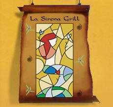 La Sirena Grill in Laguna Beach, Ca