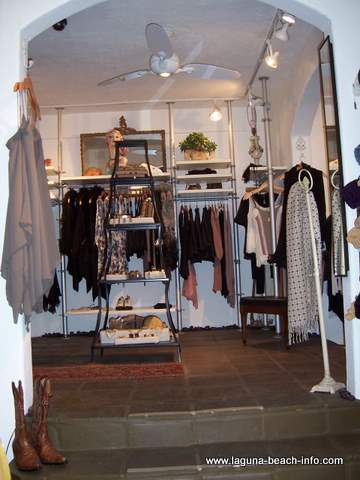 Luna Laguna Beach Clothing Boutique, Laguna Beach, California