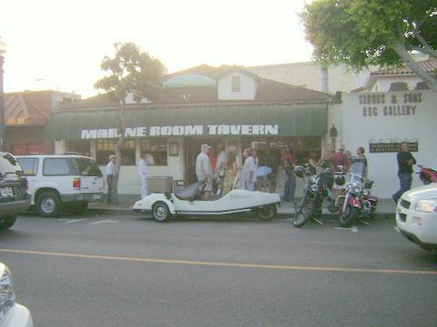 Marine Room Laguna Beach Restaurant