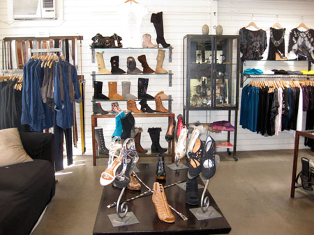 soul to sole boutique shoe store, laguna beach shops