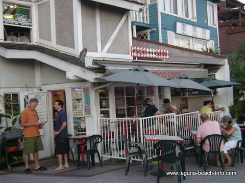 Taco Loco Laguna Beach Restaurant