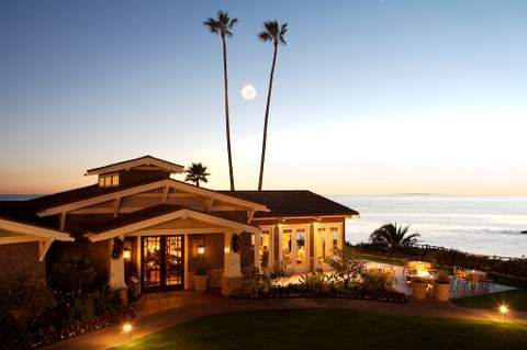 The Studio at the Montage, Fine Laguna Beach Restaurants, Orange County, California