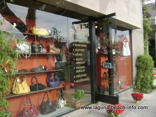 VIP collection womens clothing fashion accessories boutique store, laguna beach shops