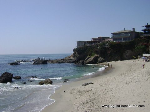 Woods Cove, Laguna Beach, California