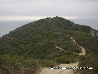 Aliso Peak Trail, Laguna Beach, California