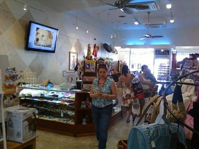 Browse our shop in downtown Laguna right off the beach.