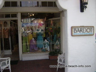 bardot collection, womens clothing fashion boutique store, laguna beach shops