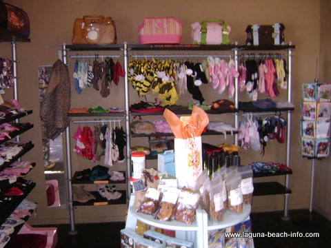 Bark and Sniff Boutique in Laguna Beach, California