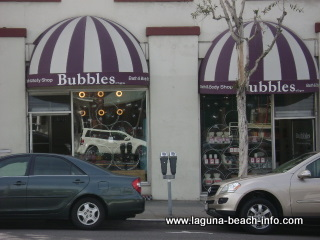 Bubbles Bath and Body Shop Beauty Supply, Laguna Beach Spa