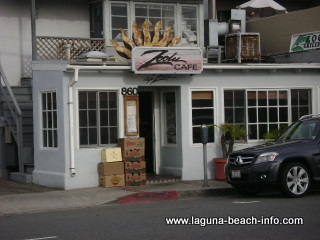 Cafe Zoolu Unique Mesquite Seafood Cuisine Dining, Laguna Beach Restaurants
