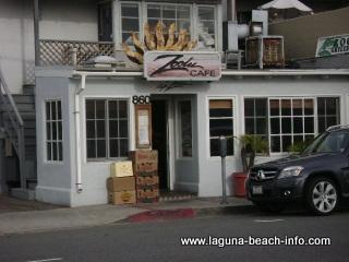 Cafe Zoolu Unique Cuisine Dining, Laguna Beach Restaurants
