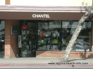 Chantel Beauty Supply, Laguna Beach Spa