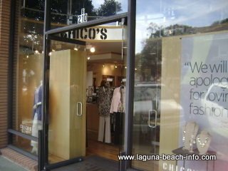 chicos fas, womens clothing fashion boutique store, laguna beach shops