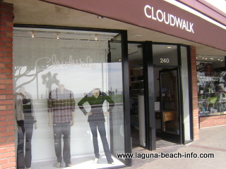 cloudwalk, womens clothing fashion boutique store, laguna beach shops