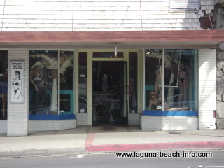 Diane's Beachwear Store, womens swimwear clothing fashion boutique, laguna beach shops