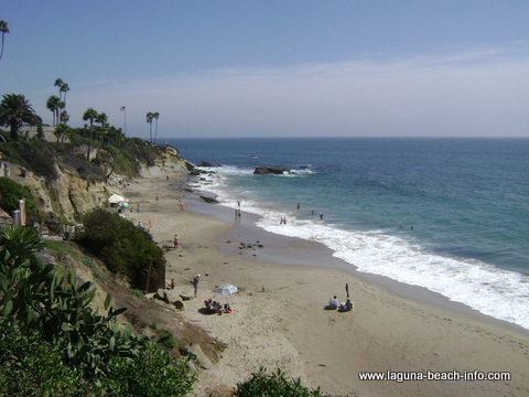 Divers Cove Laguna Beach, California