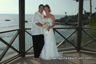 Doss Heisler Park Gazebo Wedding, Laguna Beach Weddings