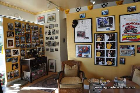 EuroPapi Motorcycle Clothing and Accessories, Laguna Beach, California